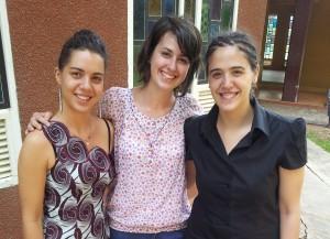 Stefania, Letizia, Veronica