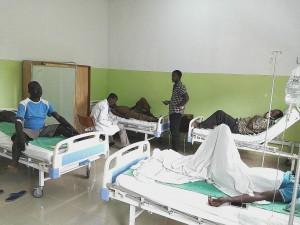 sala ospedale